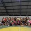 SECRETARIA DE SAÚDE DE JACARÉ DOS HOMENS COMEMORA SUCESSO DO AULÃO DE ZUMBA