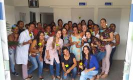 UBS DO POVOADO CAITITU REALIZA PALESTRAS EM COMEMORAÇÃO AO DIA INTERNACIONAL DA MULHER