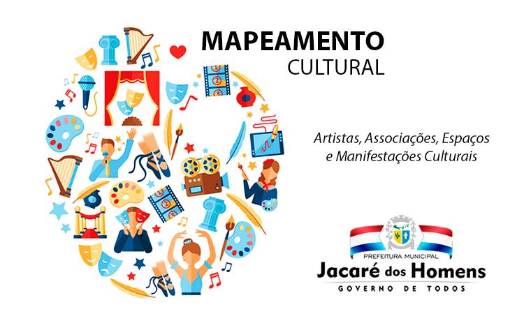 MAPEAMENTO CULTURAL DE JACARÉ DOS HOMENS