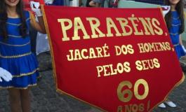 Escolas Municipais de Jacaré dos Homens realizam desfile cívico