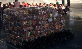 SECRETARIA DE ASSISTÊNCIA SOCIAL DE JACARÉ DOS HOMENS REALIZA ENTREGA DE CESTAS NUTRICIONAIS